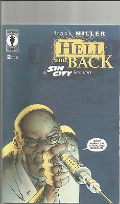 SIN CITY: HELL AND BACK #2 (1999) Back Issue (S)
