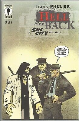SIN CITY: HELL AND BACK #3 (1999) Back Issue (S)