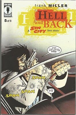 SIN CITY: HELL AND BACK #5 (1999) Back Issue (S)
