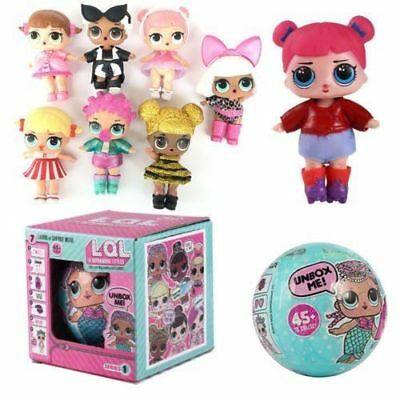 LOL Surprise Dolls Lets Be Friends Series 1 Lot of 8 *CHOISE YOU WANT!*GIRL ZD