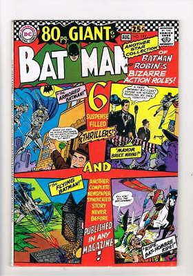 Batman # 193  80 page giant issue  grade 7.5 scarce book !!