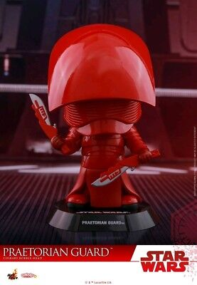 Hot Toys--Star Wars - Praetorian Guard Episode VIII The Last Jedi Cosbaby
