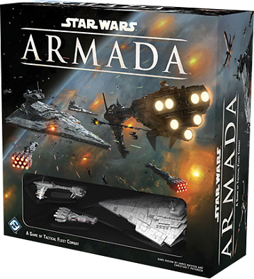 Fantasy Flight Games--Star Wars - Armada - Miniatures Core Game