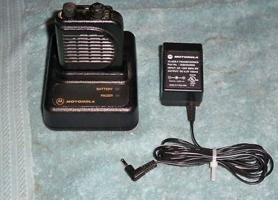 Motorola Minitor III A03YMS9239BC 2 Channel SV VHF High Band 151-159 Pager