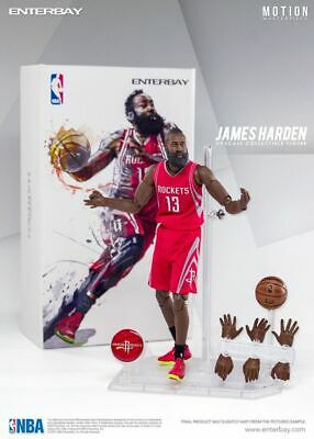 "8""-10"" Figures--NBA - James Harden 1:9 Scale Action Figure"