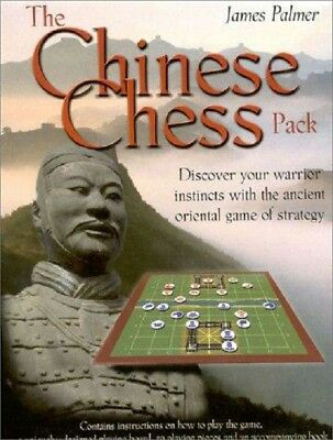 The Chinese Chess Pack (J Taylor) Carlton Books - USED (9781842220351)