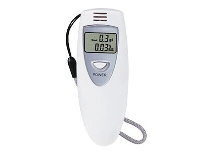 Alkoholtester LCD / Digital Breath Alcohol Tester (6387)