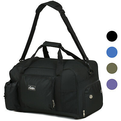 Andes 40 Litre Sports Gym Travel Bag Shoulder Luggage Holdall