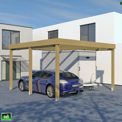 carport 3x7 f r caravan wohnwagen wohnmobil schneelast bis 200 kg qm m glich eur. Black Bedroom Furniture Sets. Home Design Ideas