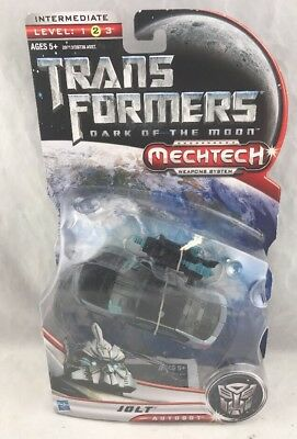Transformers DOTM Dark of the Moon Deluxe Class Jolt MOSC
