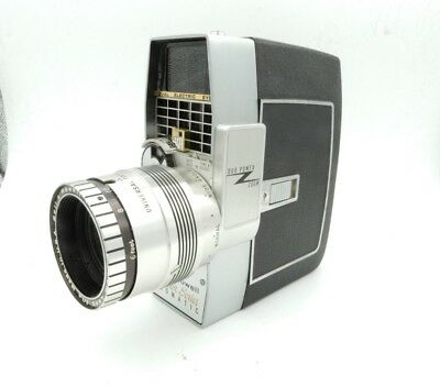 Bell & Howell Director series zoomatic movie camera