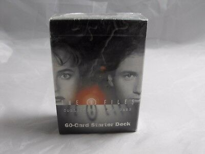 X-Files Ccg Sealed Starter Deck