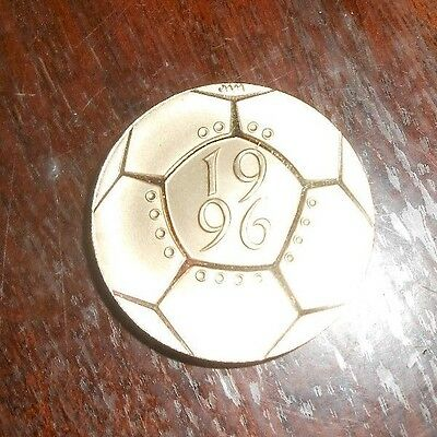 Great Britain 1996 Proof 2 Pound Coin Football Coin