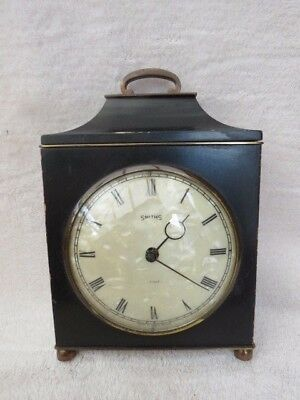 Vintage Smiths Bravington's 8 Day Carriage Clock For Tlc