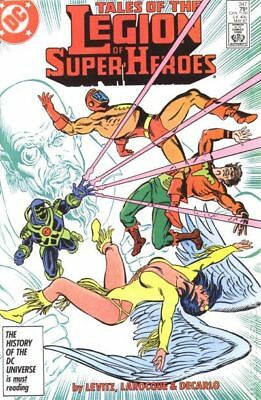 Legion of Super-Heroes (1980 2nd Series) #347 VF