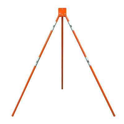 "Tripod Stand for use with 36"" & 48"" Roll-Up & Rigid Roadway Traffic Signs    T55"