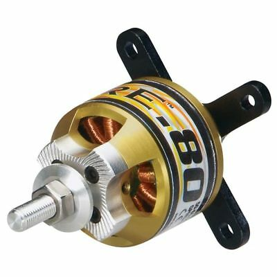 Great Planes Rimfire 80 .80 50-55-500 Outrunner Brushless Motor Gpmg4740 !!