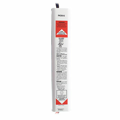 Pace Electronics Pac0312 Fluorescent Emergency Ballast, 2-Lamp, 120/277V