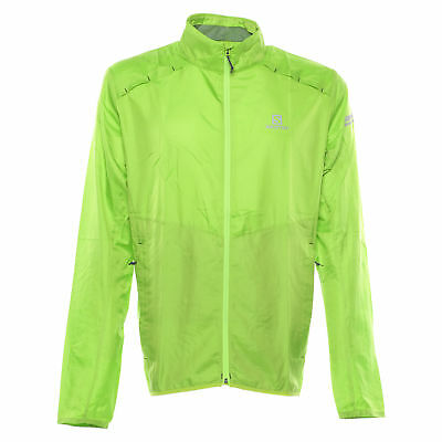 Salomon Agile Wind Jacket Giubbino Running Uomo 397045