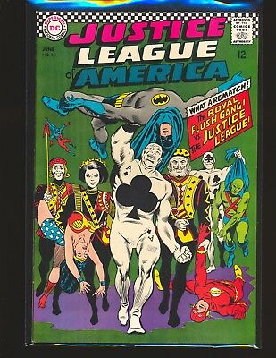 Justice League of America # 54 VF Cond.