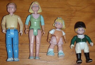 Fisher Price Happy Family Figurines