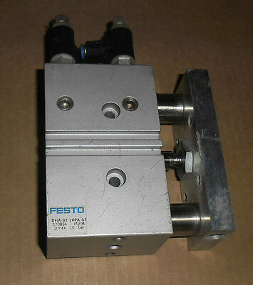 Festo Double Acting Guided Air Cylinder DFM-32-20PA-GF 170854