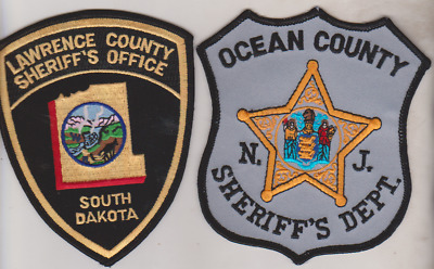 Lawrence County SD Sheriff's Office patch