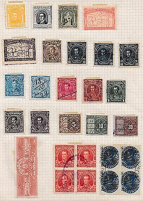 Nice lot of Revenue stamps