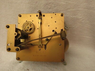 Vintage Enfield P-K5A-1 Westminster Chime Clock Movement And Hands
