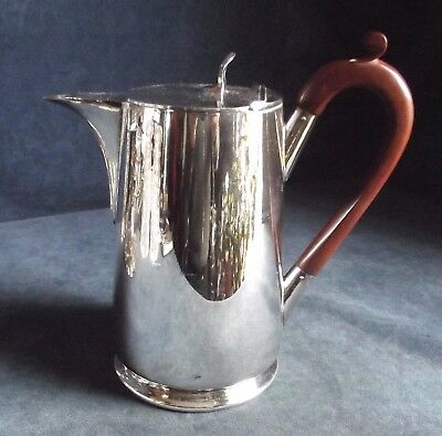 SUPERB ~ Walker & Hall ~ ART DECO ~ SILVER Plated ~ COCKTAIL / Water JUG ~ c1935