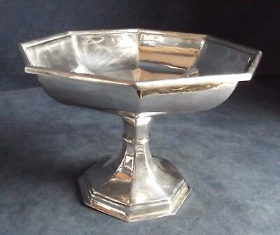 SUPERB ~ SILVER Plated ~ Fruit / Cake STAND Tazza ~ c1910