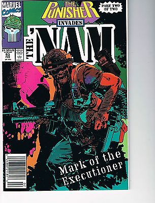The Nam # 53  NM-    9.2   The Punisher