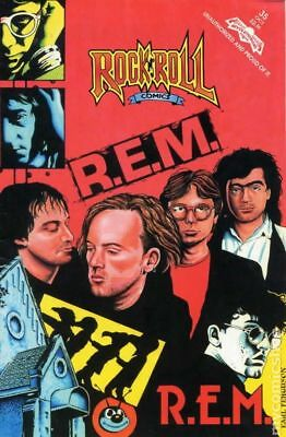 Rock N Roll Comics (1989 1st Printing) #35 FN