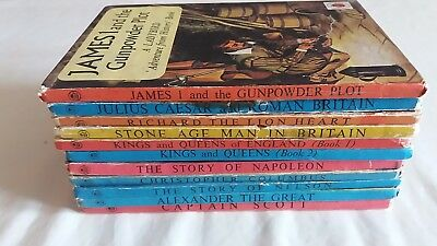 Ladybird Books Collection Bundle Series 561 X11