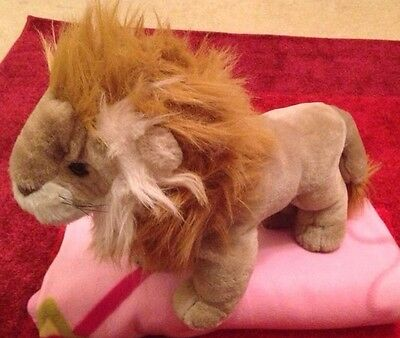 "SOFT TOY LION 12"" High"