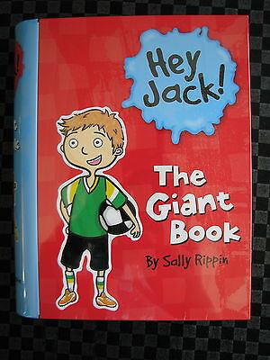 Hey Jack! The Giant Book 8 Books + Tin New Sealed Sally Rippin Billie B Brown