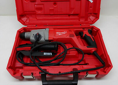 Milwaukee 5262-21 7/8-inch SDS Plus Rotary Hammer Drill 01/B57360B