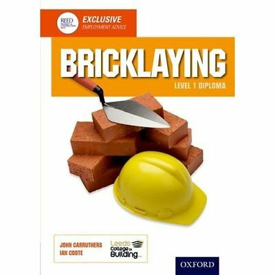 Bricklaying Level 1 Diploma - Paperback NEW Leeds College o 2013-09-02