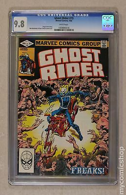 Ghost Rider (1973 1st Series) #70 CGC 9.8 1009880018
