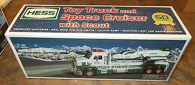 Hess Gasoline '14 Truck & Space Cruiser with Scout 50yrs