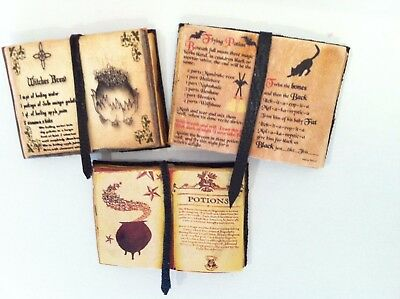 Dolls House Witch Open Books