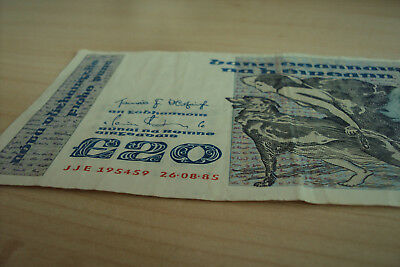2 krooni estonia star Note * banknote 1992