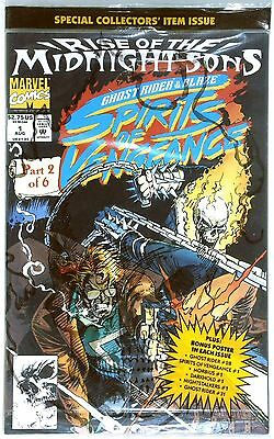 Spirits of Vengeance 1 - Rise of the Midnight Sons - Ghost Rider - Still Sealed