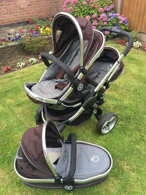 c917a774b801 Find great deals on eBay for icandy peach black jack and icandy peach  blossom. New listing Icandy Peach Blackjack Pushchair In Brown Grey Single  chrome ...