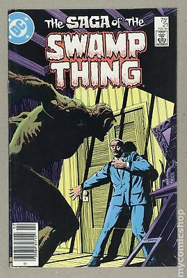 Swamp Thing (1982 2nd Series) #21 VG/FN 5.0