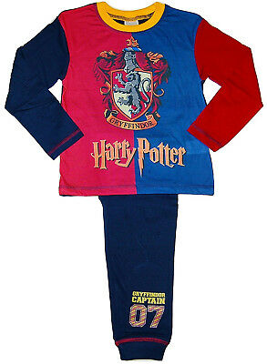 Harry Potter Pyjamas. Ages 5-6, 7-8 ,9-10 and 11-12 Years