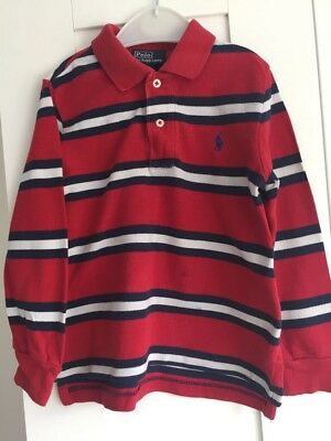 RALPH LAUREN POLO boys jumper/top (age 2yrs)