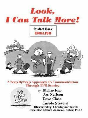 Look, I Can Talk More! English Student Book (Paperback or Softback)