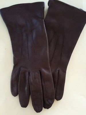 """Chester Jefferies """"The Competitor"""" Gloves XS Brown"""