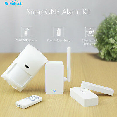 Broadlink S1C Smartone Kit Home Automation Security Alarm System for iOS android